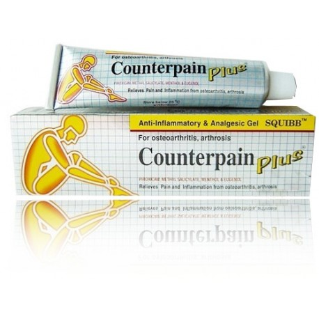 Taisho Counterpain Salbe Plus