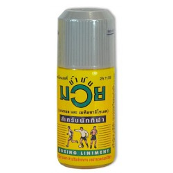 120 ml Thai Liniment Öl Namman Muay