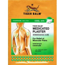 Tigerbalm Coolpflaster 70x100mm