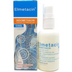Elmetacin Cooling Spray 50 ml