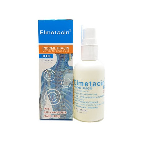 Elmetacin Cooling Spray 50 ml