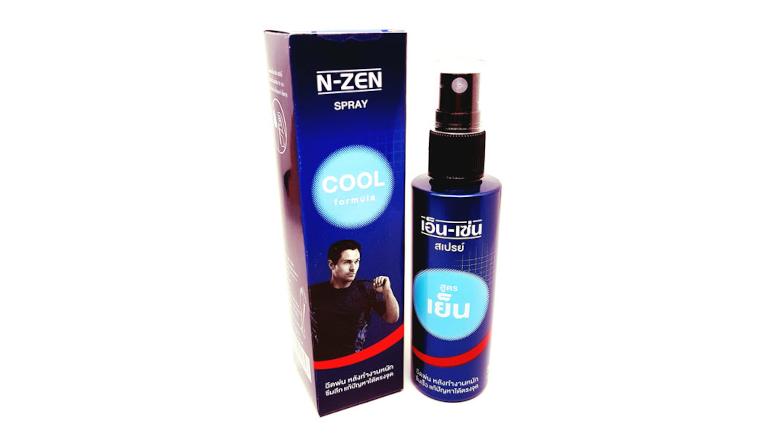 N-Zen Formulare Cool Spray
