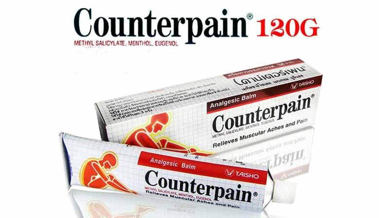 Taisho Counterpain Hot